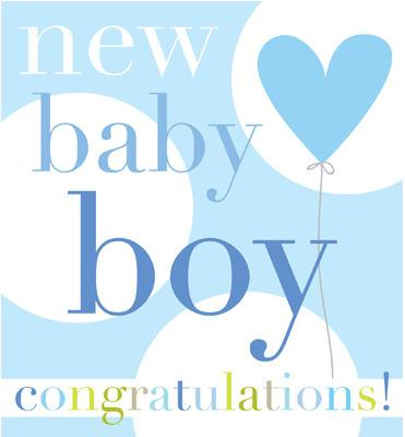 congratulations with new baby